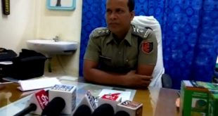 A threat killing video by Ranaghat SDPO during nocturnal raid got viral, Officer refutes
