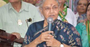 3-time Delhi CM Sheila Dikshit passes away at 81