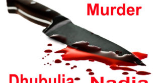 North 24 Parganas Man hacked to death, Body found in Nadia's Dhubulia