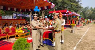 55 BSF Raising day organized at BSF Campus Seemanagar in Nadia's Chapra