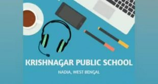 Krishnagar Public School, Nadia completes 50 days of Online Classes