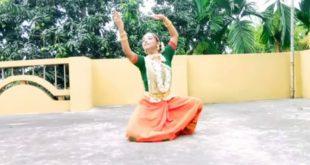 A tribute to Gurudev Rabindranath Tagore by the students of Krishnagar Public School