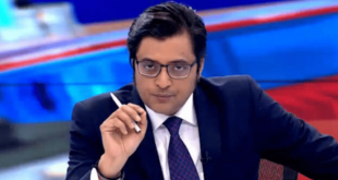 FIR against Arnab Goswami for allegedly assaulting female police officer during arrest today
