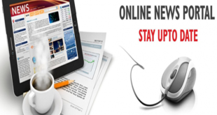 Online News Portals under control of Information and Broadcasting Ministry
